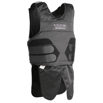 Point Blank Alpha Elite AXIIIA Ballistic Vest with Vision Th