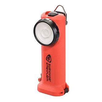 Streamlight Survivor LED Flashlight with Alkaline Battery Pa