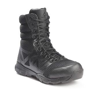 "Reebok 8"" Dauntless Ultra-Light Side-Zip Duty Boots"