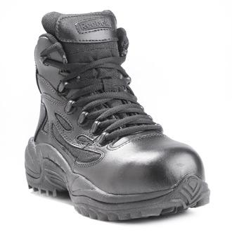 """Reebok Women's 6"""" Side Zip Composite Toe Boot"""