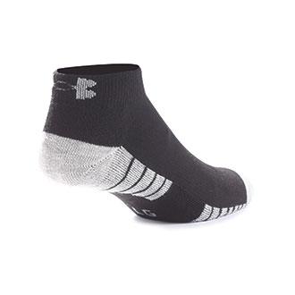 Under Armour HeatGear Tech Low Cut Socks 3 Pack