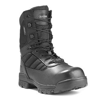 """Bates 8"""" Zipper Composite Toe Boot"""