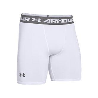 Under Armour Men's HeatGear Mid Compression Shorts
